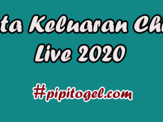 Data Keluaran China Live 2020